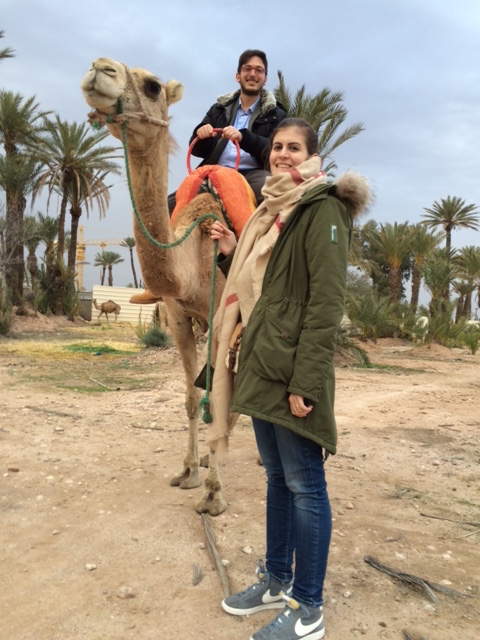 expat a Marrakech
