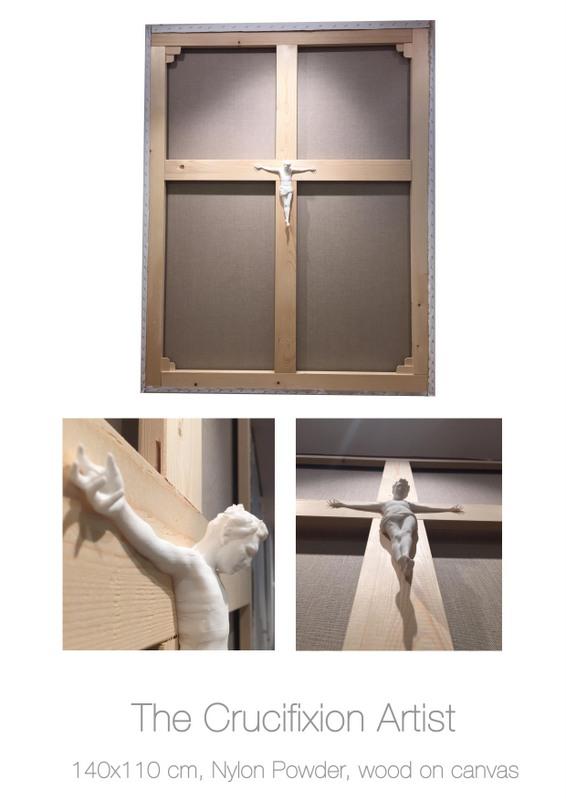 1-the-crucifixion-artist