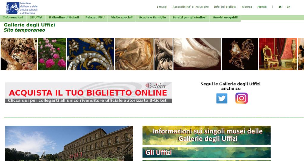 home-page-uffizi