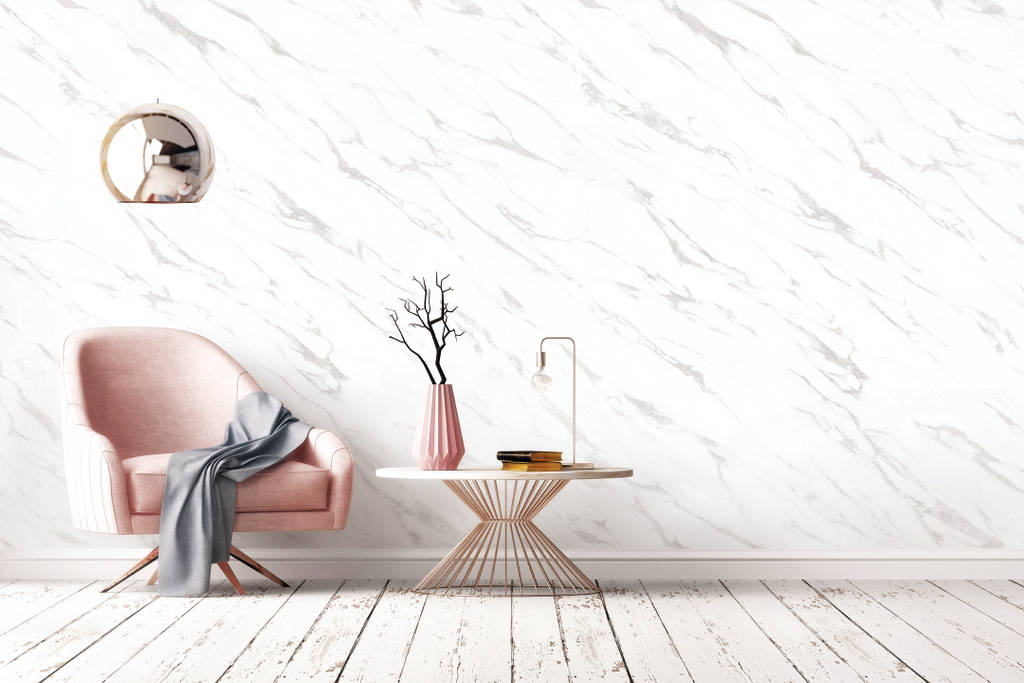 Ambientha- Mat White Marble